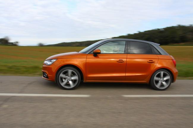 Новые модели Audi