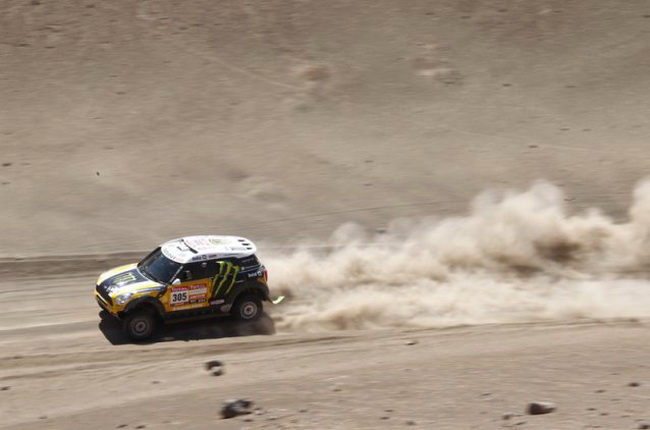 10-й этап Дакара-2012