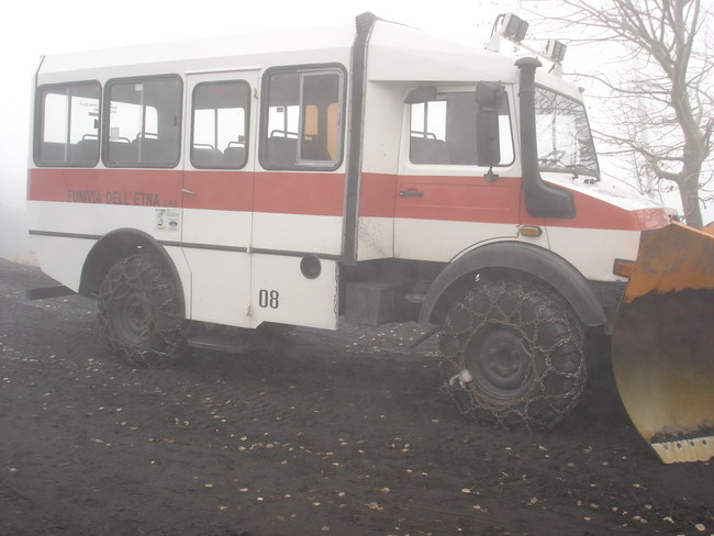 автобус Mercedes-Benz Unimog
