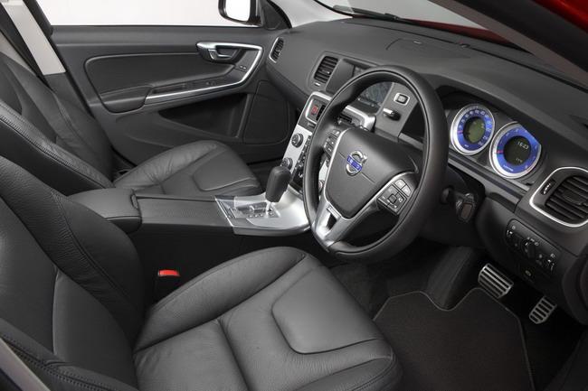 «Заряженная» версия седана Volvo S60