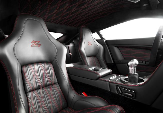 спорткар Aston Martin