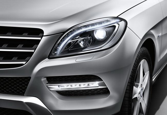 кроссовер Mercedes-Benz M-Class