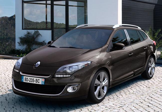 рестайлинг Renault Megane