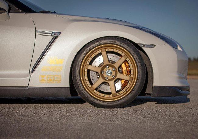 Тюнинг Nissan GT-R от Titan Motorsports