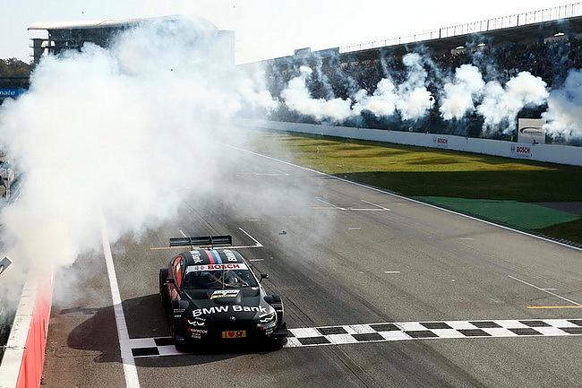 Топ-10 событий мира автоспорта 2012. BMW в DTM