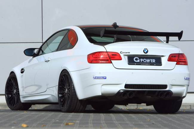 BMW E92 M3 RS: Тюнинг от G-Power