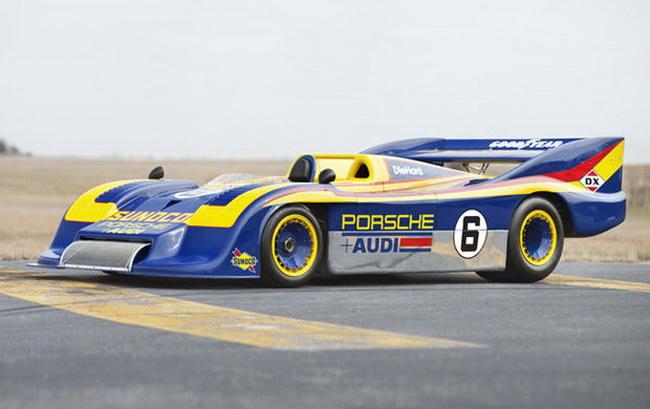 Самые дорогие автомобили в мире 2012: 1973 Porsche 917/30 Can-Am Spyder
