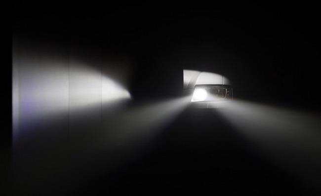 Audi Matrix LED headlights