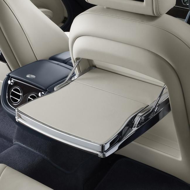 Bentley Mulsanne обзавелся новыми опциями