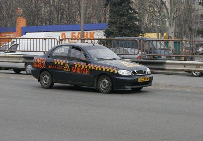 таксисты хотят расширить права сотрудников ГАИ