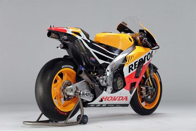 новый флагман MotoGP Honda RC213V