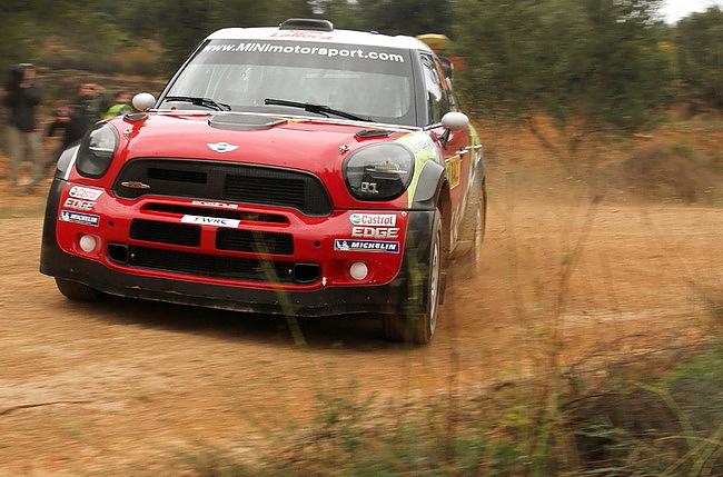 Топ-10 событий мира автоспорта 2012. Mini в WRC