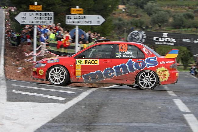Топ-10 событий мира автоспорта 2012. Mentos Ascania Racing