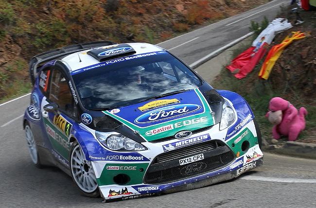Топ-10 событий мира автоспорта 2012. Уход Ford из WRC