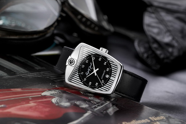 Эксклюзивные часы MG от MeisterSinger