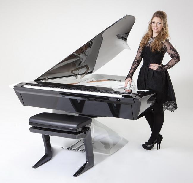 рояль Peugeot Design Lab Pleyel