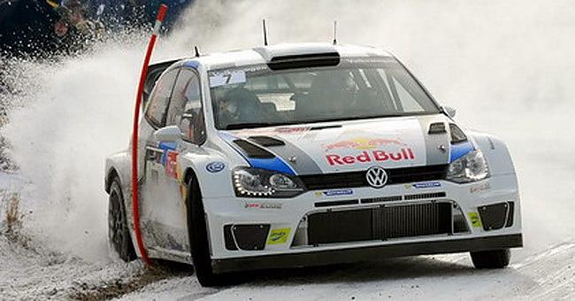 Пилот VW выиграл стартовый спецучасток сезона 2013 года