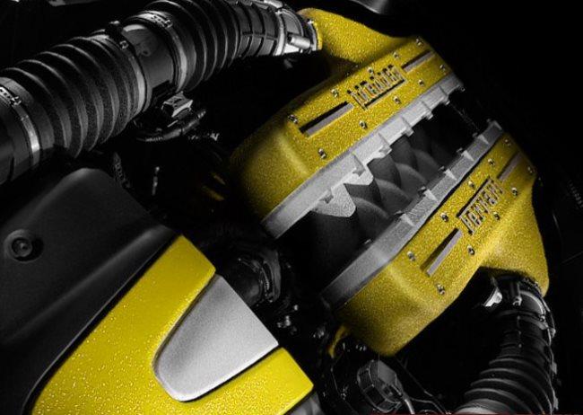 Спорткар Ferrari FF: тюнинг Wheelsandmore