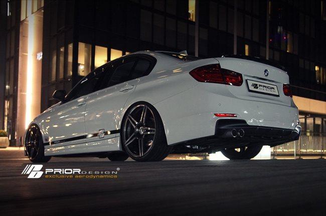 Обвес DURAFLEX на BMW 3 Series F30
