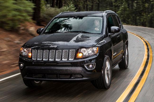 Автошоу в Детройте 2013: Jeep Compass