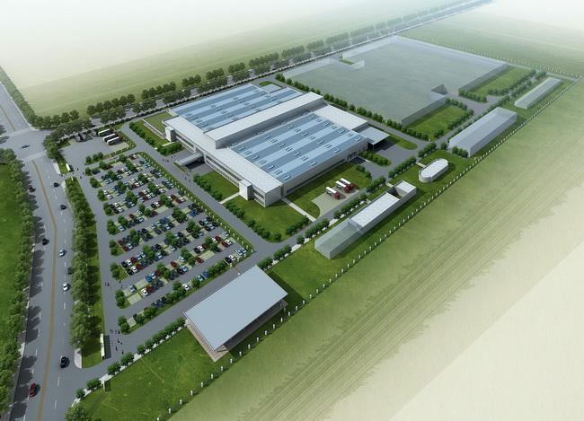 Новый завод Bosch в Китае