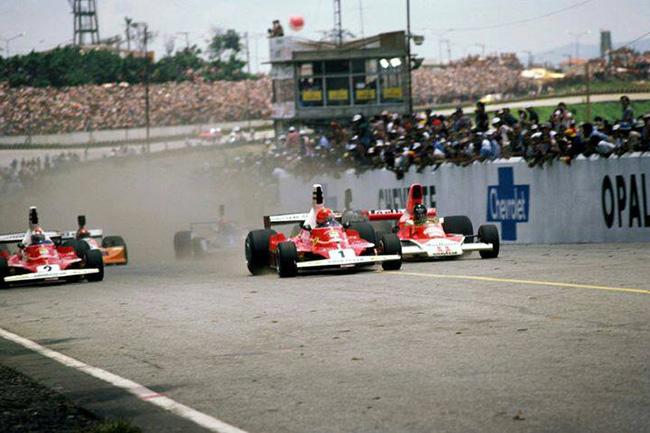 Лучший фильм об истории Формулы 1