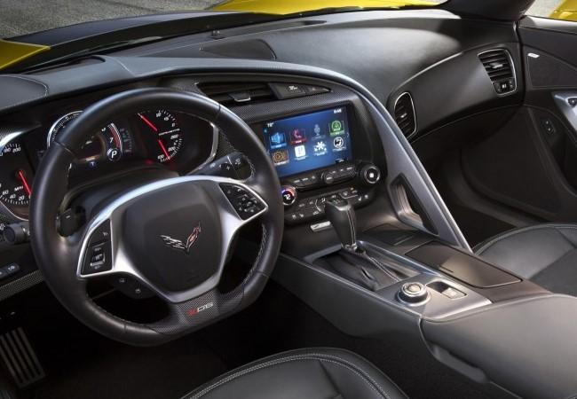 коробка передач для нового Chevrolet Corvette