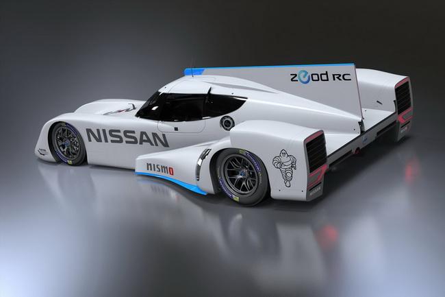 Nissan дебютирует в гонках на выносливость