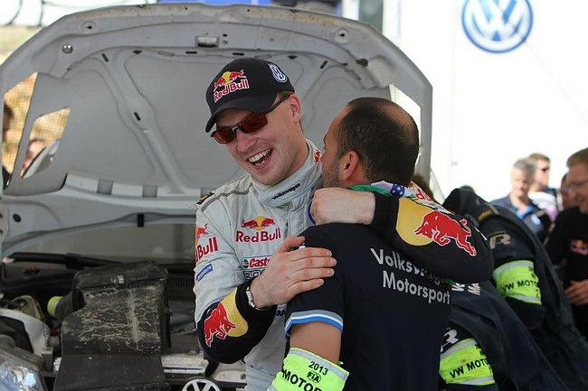 WRC снова на экранах Первого автомобильного телеканала