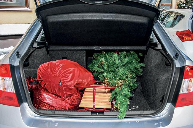 Меряем багажники