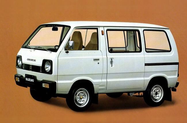 Новый Suzuki Carry