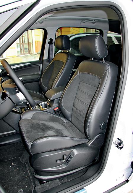 Тест-драйв Ford S-Max 2.2 TDCi