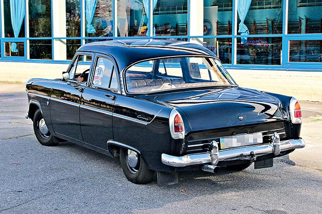 Ford Consul Mk2