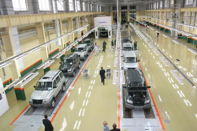 Ульяновский автозавод будет работать в сокращенном режиме