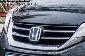 Тест-драйв Honda Accord 3.5