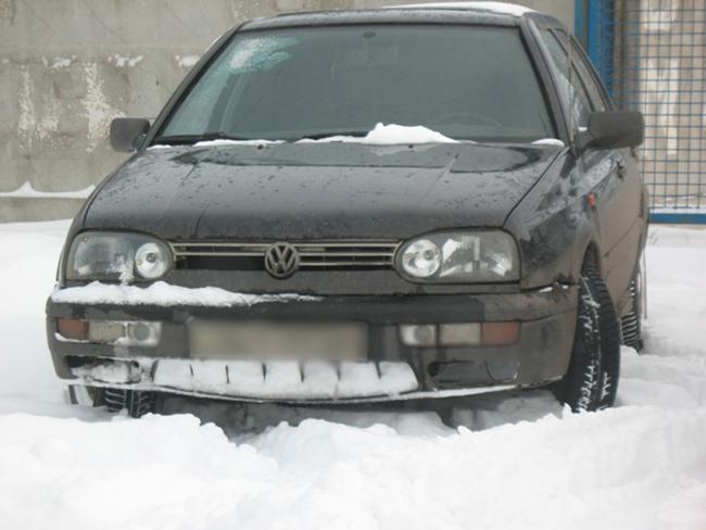 Езду по глубокому снегу