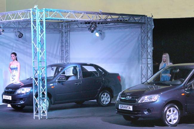«АвтоВАЗ» утратил лидерство продаж в Украине