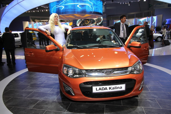 Lada Kalina комплектуют модернизированной подвеской и улучшенным пакетом шумоизоляции