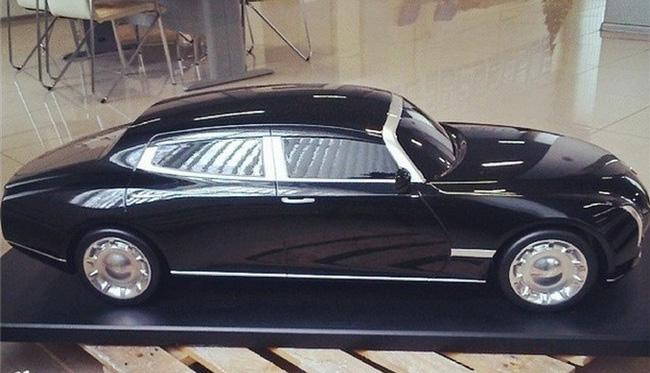 Опубликованы первые снимки масштабных макетов моделей проекта «Кортеж»