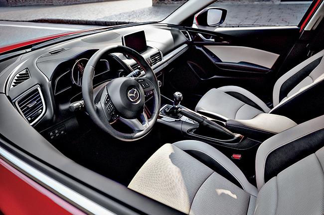 Новые технологии Mazda