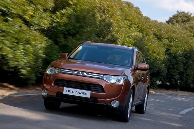 Mitsubishi Outlander с экономией до 21500 грн