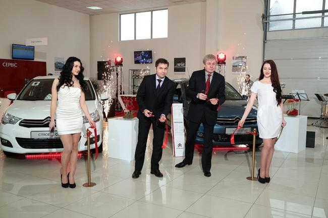 «АИС Ситроен Симферополь» - автоцентр 3S формата