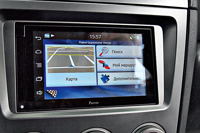 Инсталляция Subaru Impreza