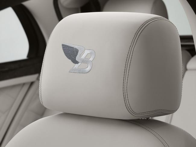 Лимитированная версия Bentley Birkin Mulsanne