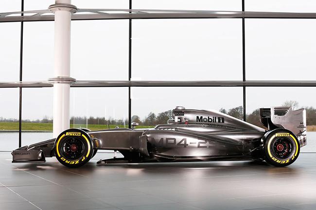 Ferrari и McLaren представили свои болиды на 2014 год