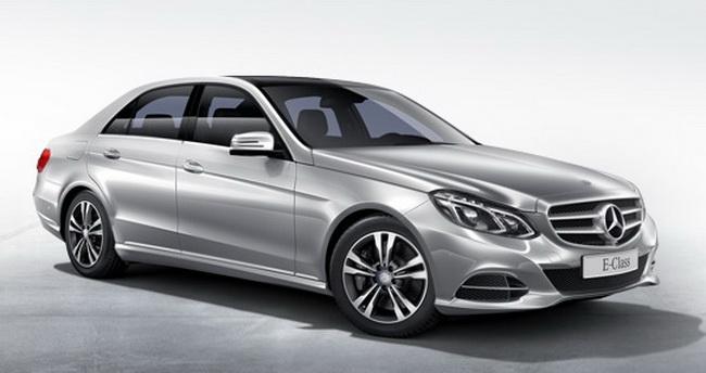 Специальные цены на автомобили Mercedes-Benz