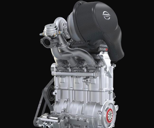 новый сверхлегкий двигатель для болида ZEOD RC