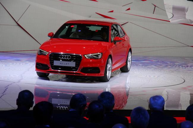 Фото новых моделей Audi