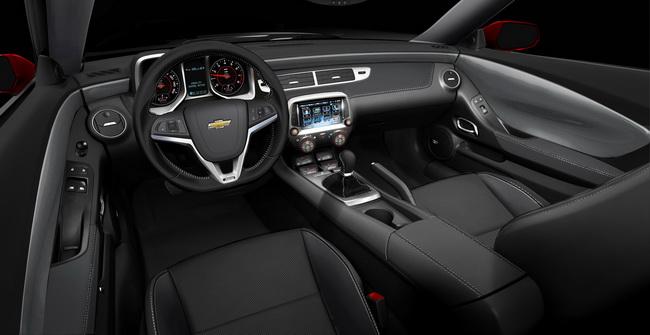 Chevrolet Camaro получил новую модификацию 1LE