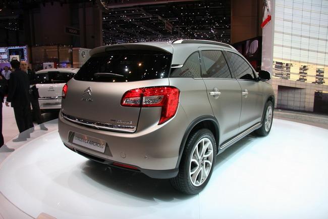 Автосалон Женева 2012: фото новых моделей Citroen